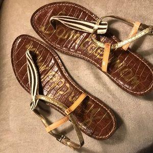 Sam Edelman sandals, size 7